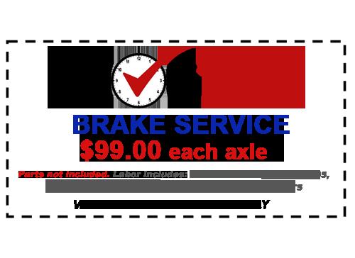 Brake Check Coupons >> Smog Check Auto Repairs Irvine Coupons