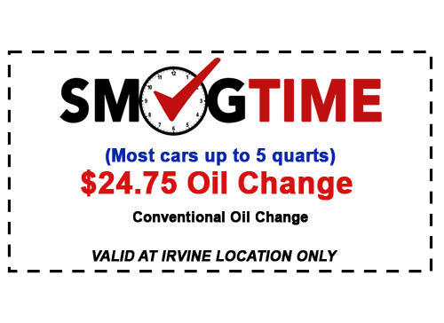 Click here for our Oil Change coupon